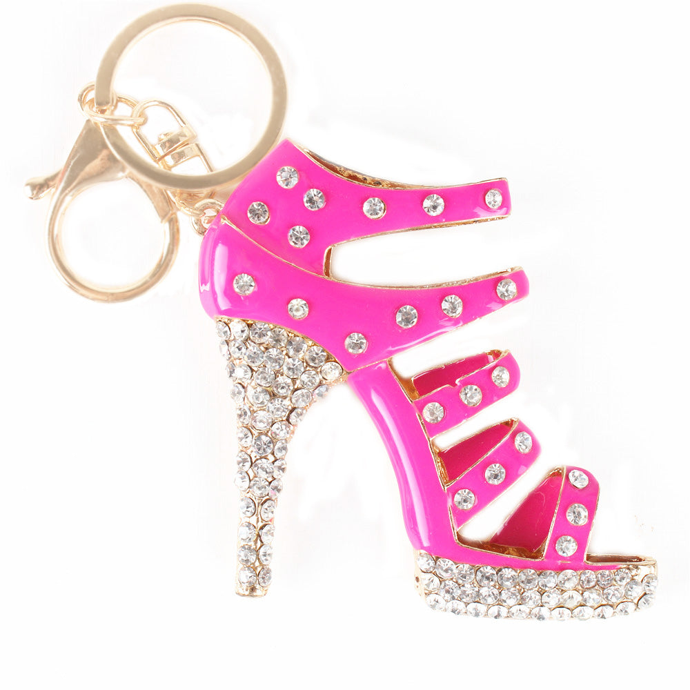 Be Pink Key Chain