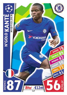 Chelsea Base Cards