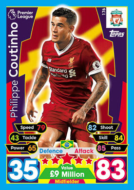 Liverpool Base Cards