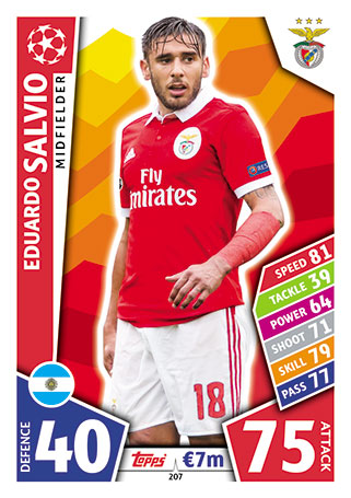 Benfica Base Cards