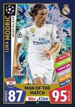 Man of the Matches