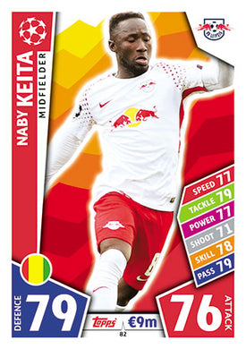 RB Leipzig Base Cards