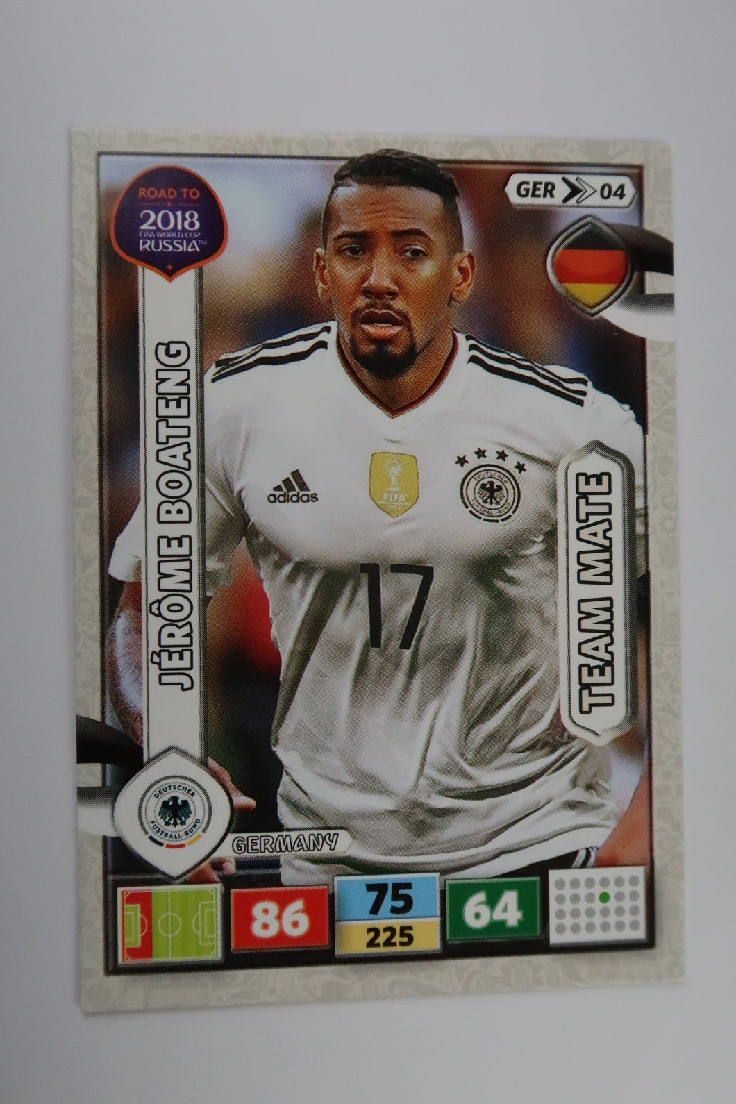Germany Base Cards