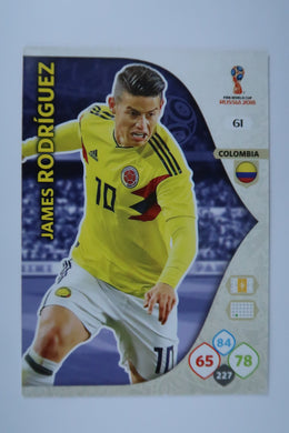 Colombia Base Cards