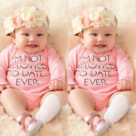 baby girl clothes	 Pink romper baby jumpsuit Cotton Infant Jumpsuit baby overalls Clothing Set kid's costume good