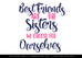 Best Friends Bundle - 10  SVG Cutting File