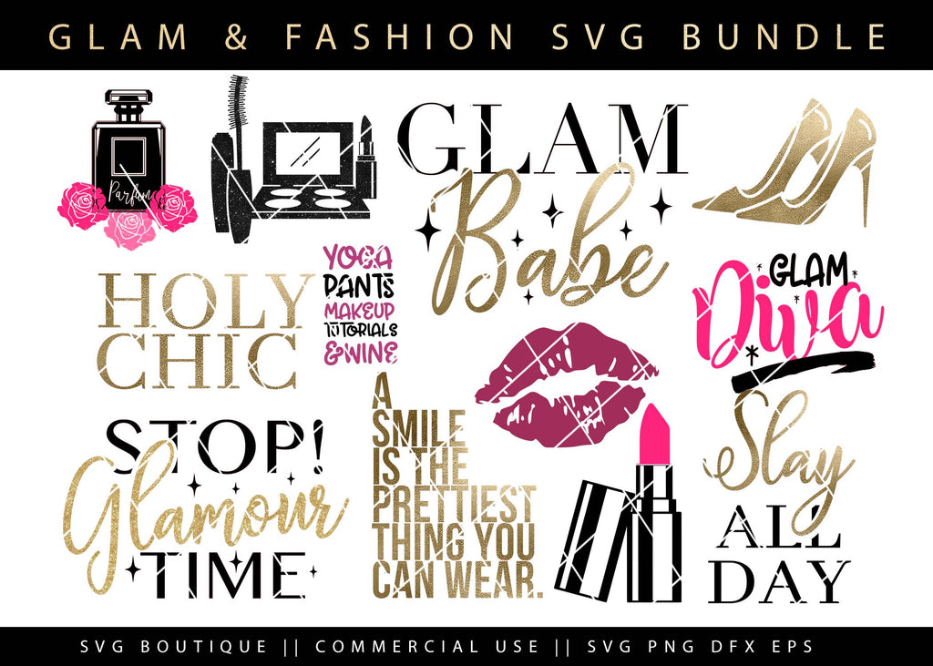 GLAM Girl Bundle 2