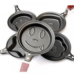 Nonstick Stainless Steel Cute Shaped Egg/Pancake Pans