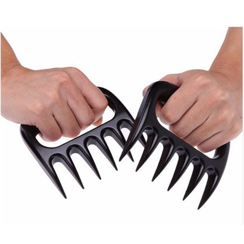 Bear Claws Meat Shredders for Pulled Pork/ BBQ- Pack of 2