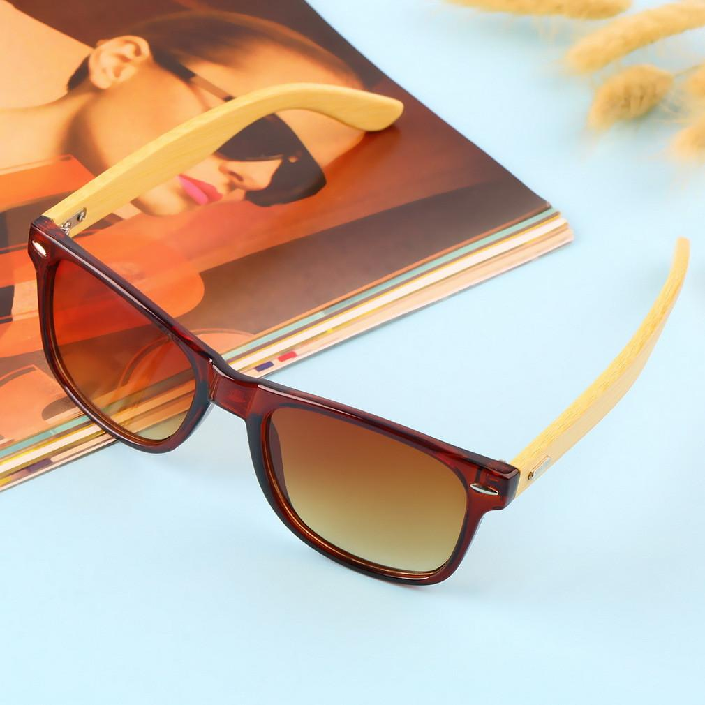 New Bamboo Sunglasses in 5 colors