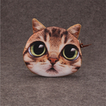 Big Eyes Kitty Coin Purse