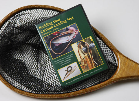 Building Your Custom Landing Net DVD