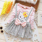 Delightful Hello Kitty Dress