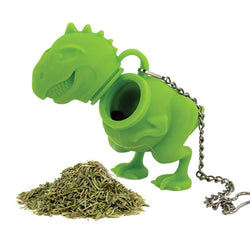 Cause a ROAR with this Awesome T-REX Tea Infuser