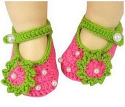 Super Cute Handmade Baby Shoes