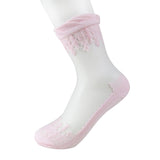 Pretty Frilly Ankle Sock