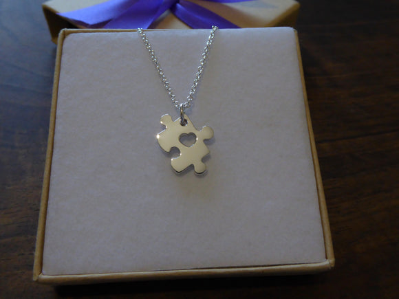 Miniature Puzzle Necklace