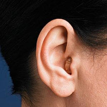 Invisible In-The-Ear iHearing Aid