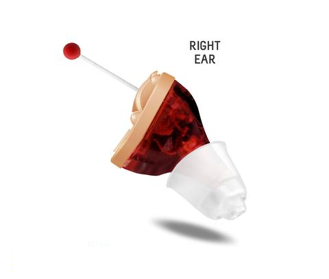 In-The-Ear iHearing Aid Package (Right Ear)