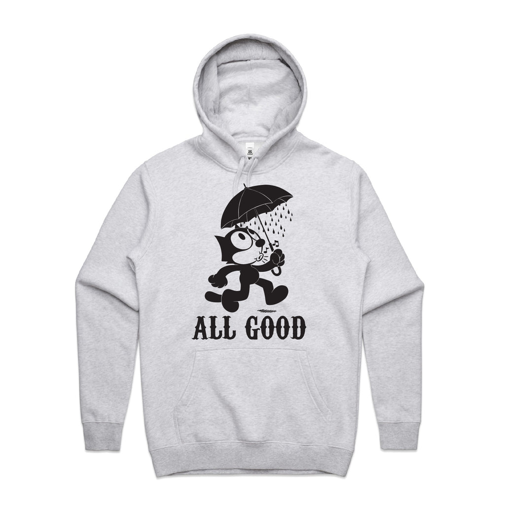 All Good Pull Over Hoodie Unisex