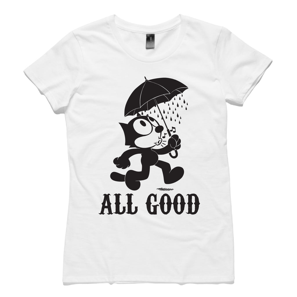 All Good Womens Tee