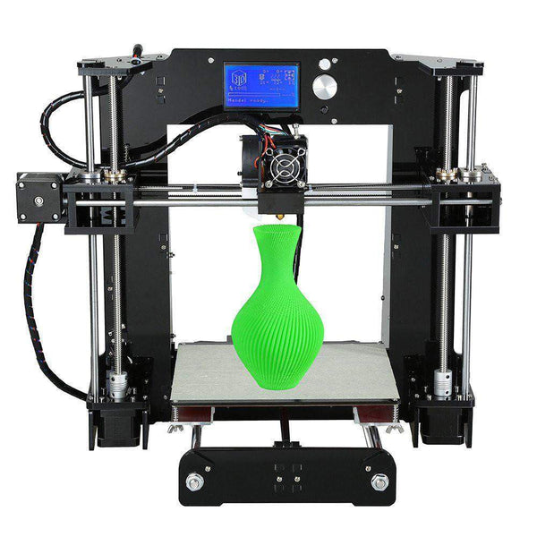 3D Printer DIY Kit Desktop LCD Control Screen Display