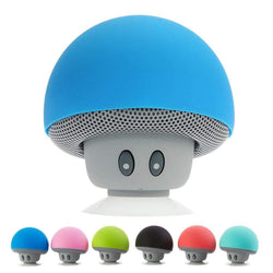 Bluetooth Mushroom Speakers