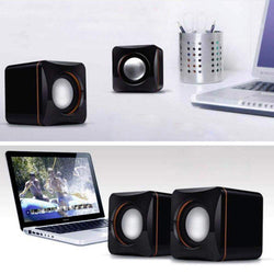Mini Portable USB Audio Speaker