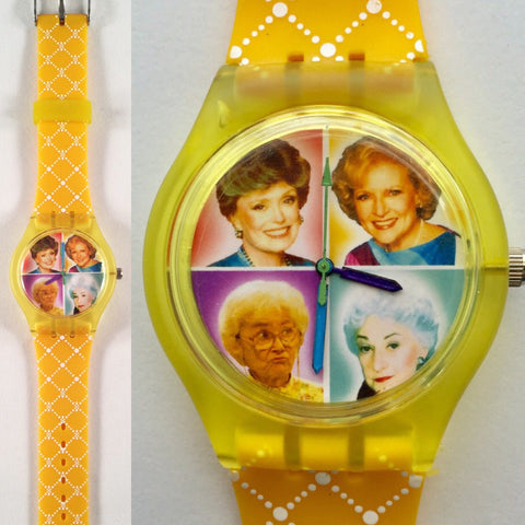Golden Girls watch