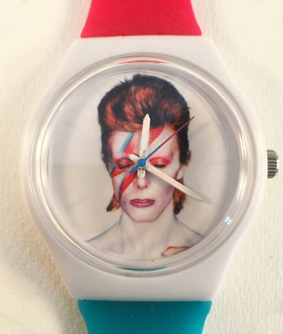 David Bowie watch