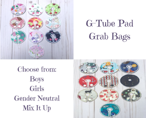 Tubie Pads - Lil Bayou Boutique