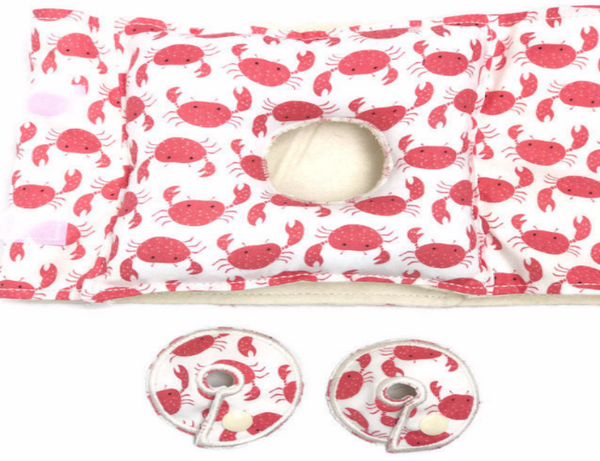 G-tube pads - G-tube accessories - Lil' Bayou Boutique
