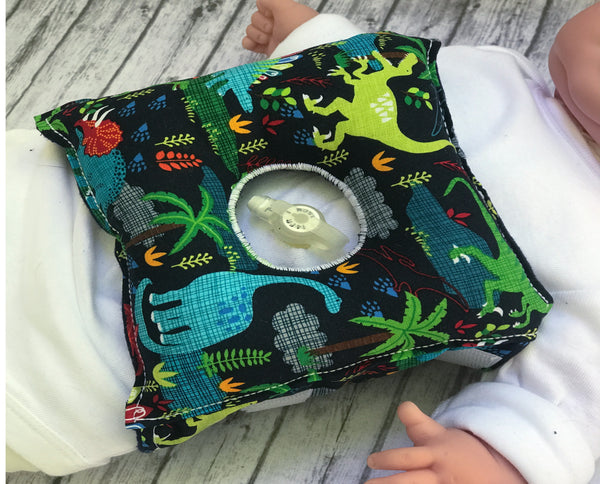 Dinosaur Feeding Tube Accessories - Lil' Bayou Boutique