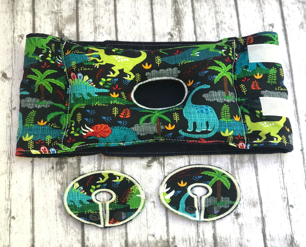 Dinosaur G-Tube Accessories - Lil' Bayou Boutique