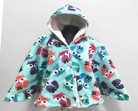 baby car seat poncho - Lil Bayou Boutique