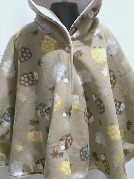 Infant Poncho - Toddler Poncho - Baby Poncho - Lil' Bayou Boutique