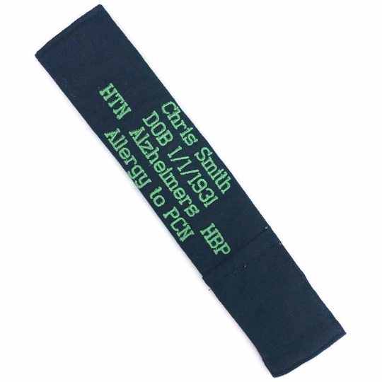 Medical Alert Seatbelt Cover - Special Needs - Lil' Bayou Boutique