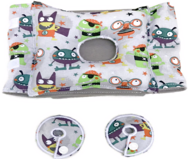 tummy time pillow - Lil' Bayou Boutique