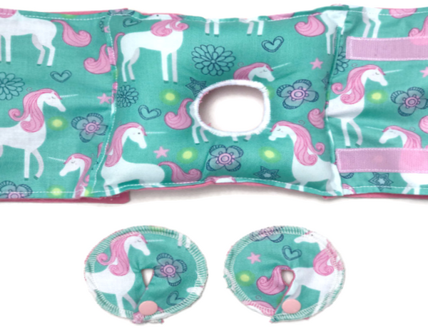 g-tube pads - Lil' Bayou Boutique
