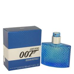 007 Ocean Royale Cologne EDT for Men | James Bond - Fragrance.Sg