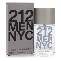 Carolina Herrera 212 EDT for Men (New Packaging)