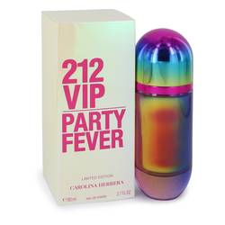 Carolina Herrera 212 Party Fever EDT for Women (Limited Edition)