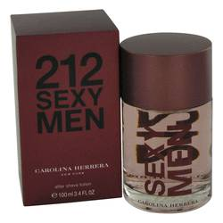 Carolina Herrera 212 Sexy After Shave for Men