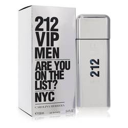 Carolina Herrera 212 Vip EDT for Men