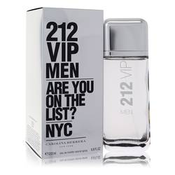 Carolina Herrera 212 Vip Cologne EDT for Men