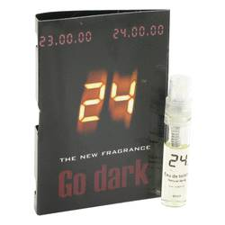 24 Go Dark The Fragrance Vial for Men | ScentStory