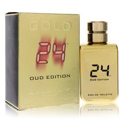 ScentStory 24 Gold Oud Edition (EDT Concentree for Unisex)