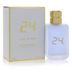24 Ice Gold Cologne EDT for Men | ScentStory