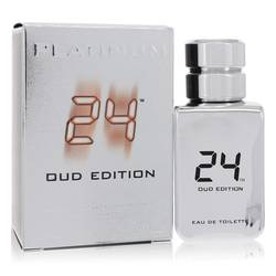 ScentStory 24 Platinum Oud Edition EDT Concentree for Unisex
