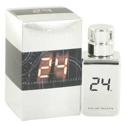 24 Platinum The Fragrance Cologne EDT for Men | ScentStory